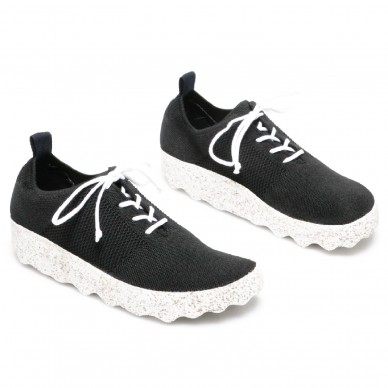 CODE - ASPORTUGUESAS Woman and man sneaker in elastic fabric shopping online Naturalshoes.it