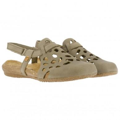 N5063 - Sandalo da donna traforato EL NATURALISTA modello WAKATAUA in vendita su Naturalshoes.it
