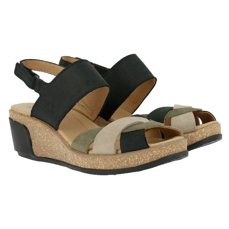 N5008 - Sandalo da donna EL NATURALISTA modello LEAVES  in vendita su Naturalshoes.it