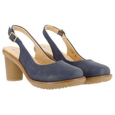 N5155 - Scarpa con tacco da donna EL NATURALISTA modello TRIVIA in vendita su Naturalshoes.it