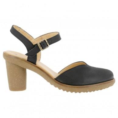 N5164 - Scarpa con tacco da donna EL NATURALISTA modello TRIVIA in vendita su Naturalshoes.it