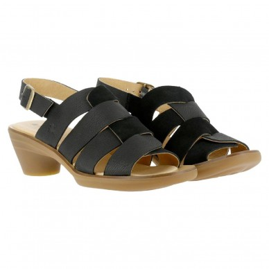 EL NATURALISTA model AQUA women's sandal art. N5358 shopping online Naturalshoes.it
