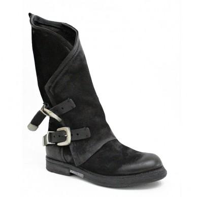 Stivale da donna A.S.98 - modello GIB con cerniera laterale - 227309 in vendita su Naturalshoes.it