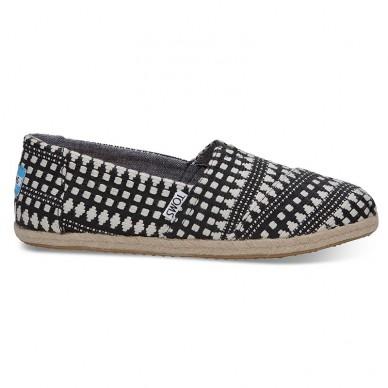 TOMS women's espadrille ALPARGATA model art. 10011662 shopping online Naturalshoes.it