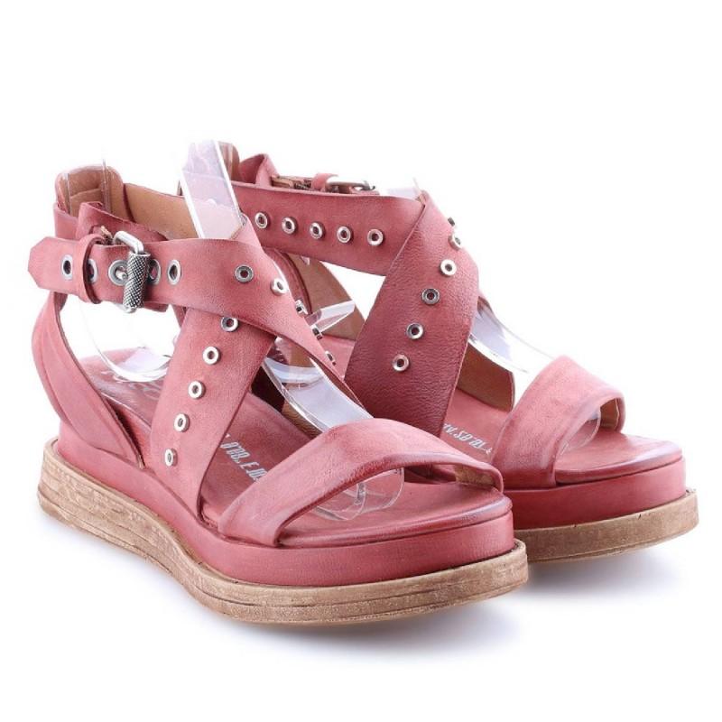 A15003 - Sandalo da donna AS98 con cinturino alla caviglia modello LAGOS in vendita su Naturalshoes.it