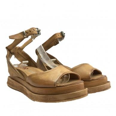 A15004 - Sandalo da donna AS98 con cinturino alla caviglia modello LAGOS in vendita su Naturalshoes.it