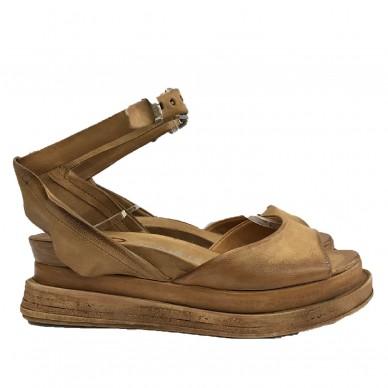 A15004 - Sandalo da donna AS98 con cinturino alla caviglia modello LAGOS shopping online Naturalshoes.it