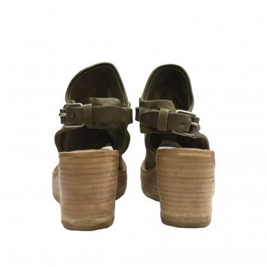 528055 - Sandalo da donna A.S.98 con zeppa e cinturino posteriore modello NOA in vendita su Naturalshoes.it