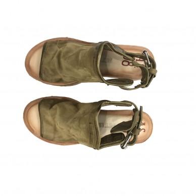 528055 - Sandalo da donna A.S.98 con zeppa e cinturino posteriore in vendita su Naturalshoes.it