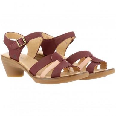 EL NATURALISTA model AQUA women's sandal art. N5364 shopping online Naturalshoes.it