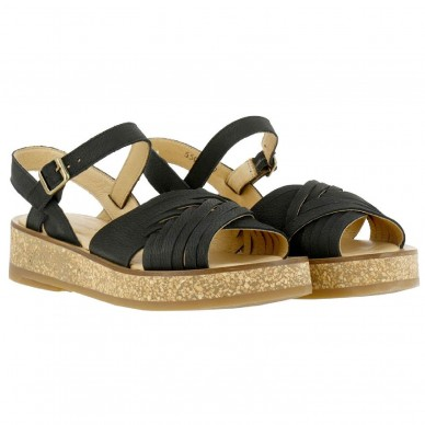 EL NATURALISTA women's sandal model TÜLBEND art. N5590 shopping online Naturalshoes.it