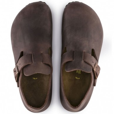 LONDON - BIRKENSTOCK women's and men's shoe with anatomic footbed shopping online Naturalshoes.it