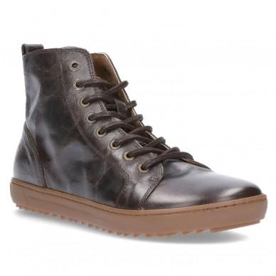 BARTLETT (MAN) - BIRKENSTOCK Herrenhochstiefel mit anatomischem Fußbett in vendita su Naturalshoes.it