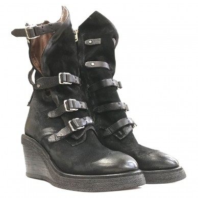 A30207 - A.S.98 Women's ankle boot TALL model shopping online Naturalshoes.it