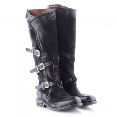 516323 - A.S. 98 Women's boots model TEAL shopping online Naturalshoes.it