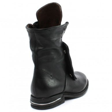 A.S.98 Women's boot model TEAL - 516215 shopping online Naturalshoes.it