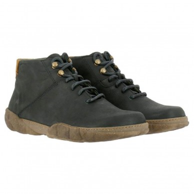 N5083 - Men's laced ankle boot EL NATURALISTA TURTLE model shopping online Naturalshoes.it