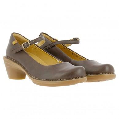 EL NATURALISTA Woman shoe model AQUA - N5370T VEGAN shopping online Naturalshoes.it