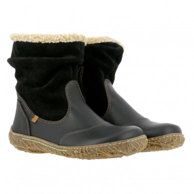 EL NATURALISTA Woman ankle boot model NIDO - N758 shopping online Naturalshoes.it