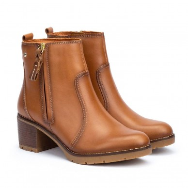 W7H-8632 - PIKOLINOS women's ankle boot model LLANES shopping online Naturalshoes.it
