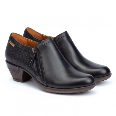 902-5948 - PIKOLINOS women's heeled shoe model ROTTERDAM shopping online Naturalshoes.it