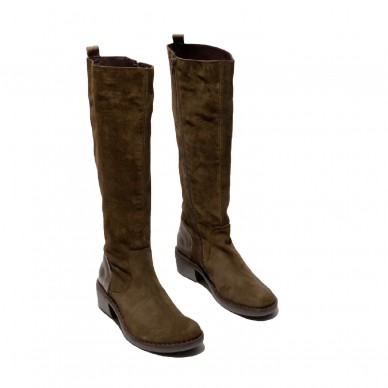 MINE031FLY - FLY LONDON women's high boot shopping online Naturalshoes.it