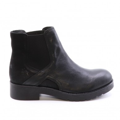 Women's low boot FLY LONDON model BOGE488FLY shopping online Naturalshoes.it