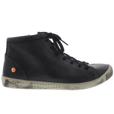ISLEEN - Scarpa alta stringata da donna SOFTINOS in vendita su Naturalshoes.it