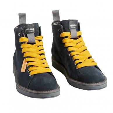 PANCHIC Damenstiefelette Modell P01 - P01W14002S6 in vendita su Naturalshoes.it