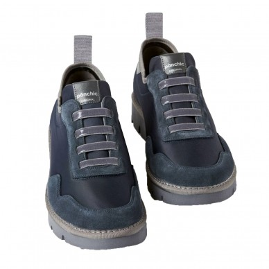 P05M14006NS7 - Scarpa da uomo PANCHIC in Nylon shopping online Naturalshoes.it