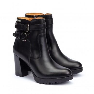W7M-8854 - PIKOLINOS Damen-Stiefelettenmodell CONNELLY in vendita su Naturalshoes.it