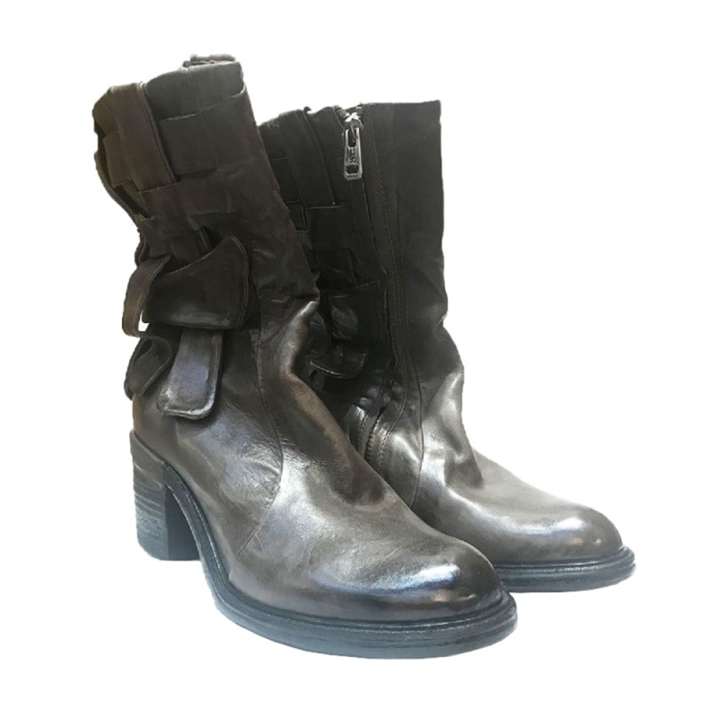 A24207 - A.S.98 women's ankle boot JAMAL model shopping online Naturalshoes.it