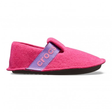 205349 - CROCS Kinderhausschuhe Modell CLASSIC SLIPPER K in vendita su Naturalshoes.it