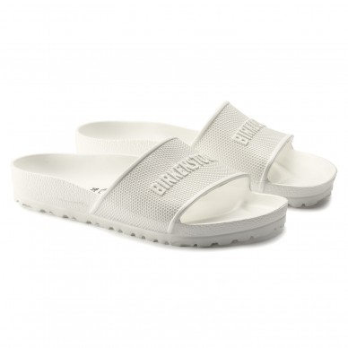 BARBADOS - BIRKENSTOCK sandal in wide band rubber shopping online Naturalshoes.it
