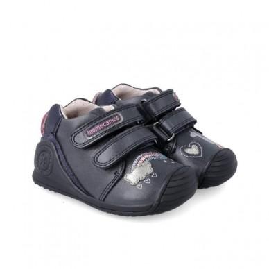 201116 - Stivaletto primi passi BIOMECANICS linea BIOGATEO in vendita su Naturalshoes.it