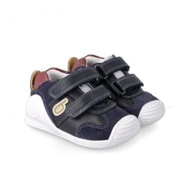 201130 - BIOMECANICS erste Schritte Schuh BIOGATEO Linie in vendita su Naturalshoes.it