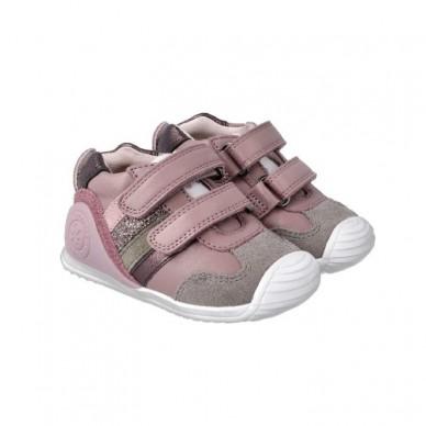 201135 - BIOMECANICS erste Schritte Schuh BIOGATEO Linie in vendita su Naturalshoes.it