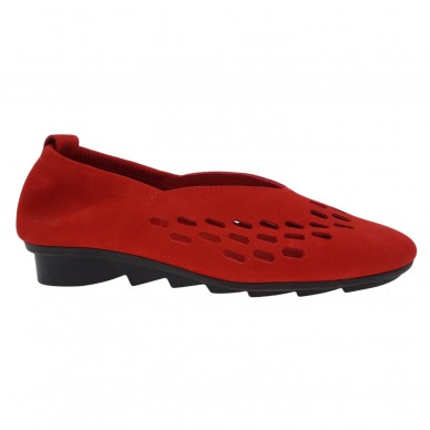 BIBIZA - ARCHE women's perforated shoe shopping online Naturalshoes.it