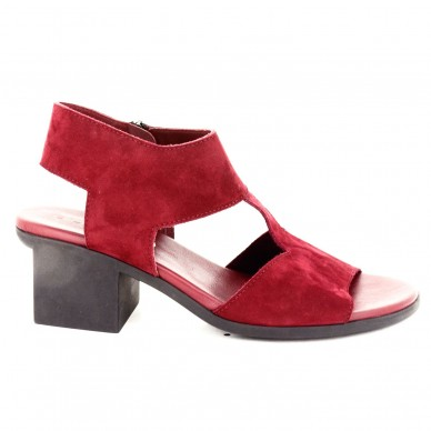 VAYANA - ARCHE High-heeled sandal with adjustable strap for woman shopping online Naturalshoes.it