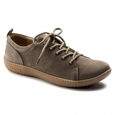 ISLAY-U - BIRKENSTOCK women's lace-up shoe in leather shopping online Naturalshoes.it