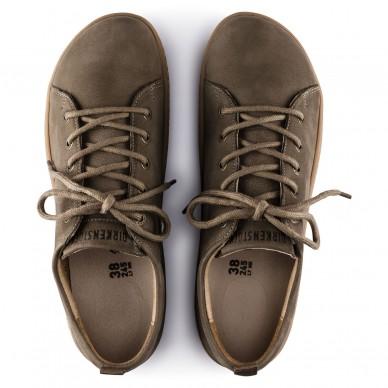 ISLAY-U - BIRKENSTOCK women's lace-up shoe in leather shopping online Naturalshoes.it