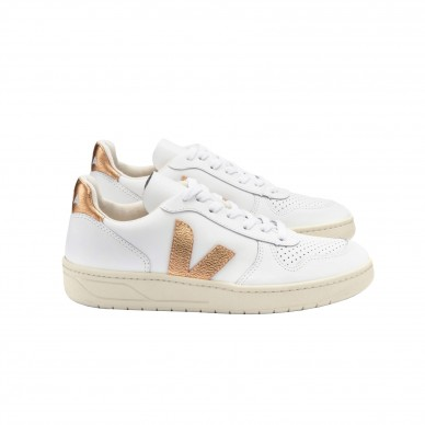 VX022279 - VEJA V-10 white-venus in vendita su Naturalshoes.it