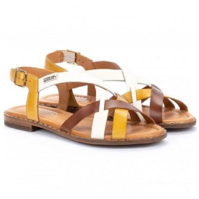 W0X-0556C1 - Sandalo da donna PIKOLINOS modello ALGAR  in vendita su Naturalshoes.it