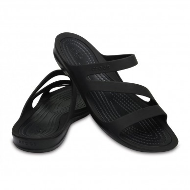 203998 - CROCS women's band sandal model SWIFTWATER SANDAL W shopping online Naturalshoes.it
