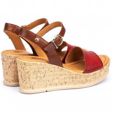 W2F-1843C1 - Sandal women's PIKOLINOS model MIRANDA shopping online Naturalshoes.it