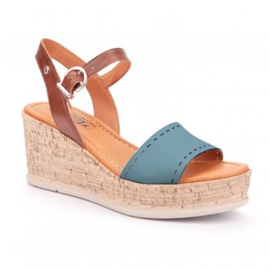 PIKOLINOS women's sandal MIRANDA model art .W2F-1843C1 shopping online Naturalshoes.it