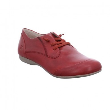 JOSEF SEIBEL Women's low lace-up shoe model FIONA 01 art. 87201 shopping online Naturalshoes.it