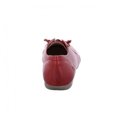 JOSEF SEIBEL Women's low lace-up shoe model FIONA 01 art. 87201 shopping online Naturalshoes.it