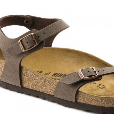TAORMINA (BIRKO-FLOR) - BIRKENSTOCK women's sandal with flip-flops and adjustable straps shopping online Naturalshoes.it