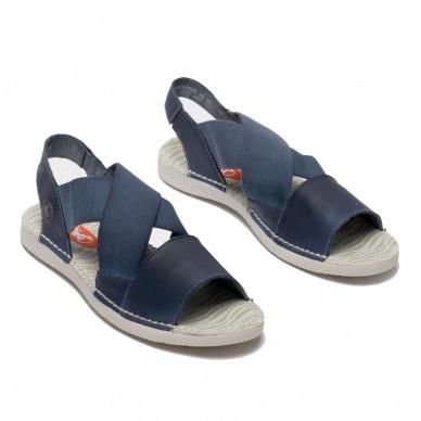 TEUL580SOF - SOFTINOS Damensandale in vendita su Naturalshoes.it